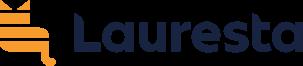 lauresta logotipas
